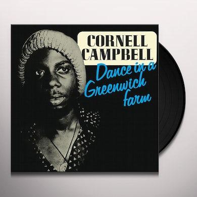 Cornell Campbell DANCE IN A GREENWICH FARM Vinyl Record
