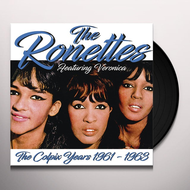 Ronettes COLPIX YEARS (1961-1963) Vinyl Record