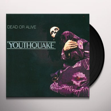 Dead or Alive YOUTHQUAKE Vinyl Record