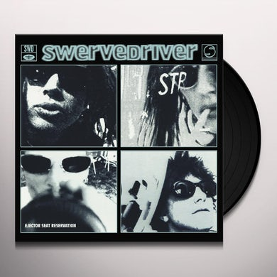 Swervedriver EJECTOR SEAT RESERVATION Vinyl Record