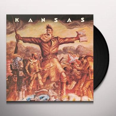 Kansas Vinyl Record
