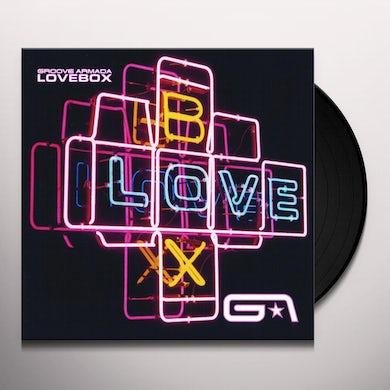 Groove Armada LOVEBOX Vinyl Record
