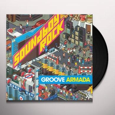 Groove Armada SOUNDBOY ROCK Vinyl Record