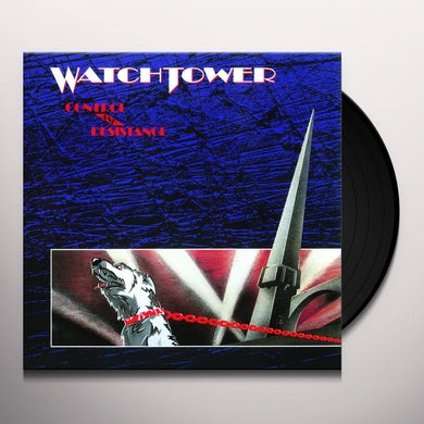 Watchtower CONTROL & RESISTANCE Vinyl Record