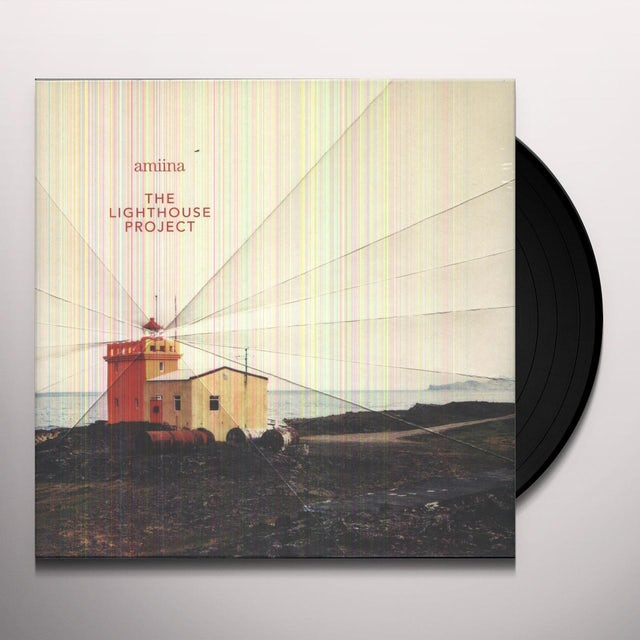 Amiina LIGHTHOUSE PROJECT Vinyl Record