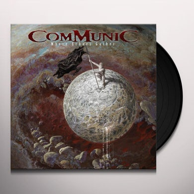 Communic WHERE ECHOES GATHER Vinyl Record