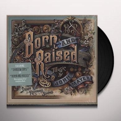 John Mayer Born And Raised Vinyl Record
