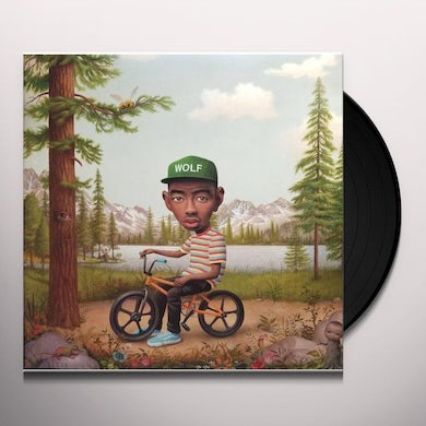 Tyler, The Creator WOLF Vinyl Record 2LP BOXSET