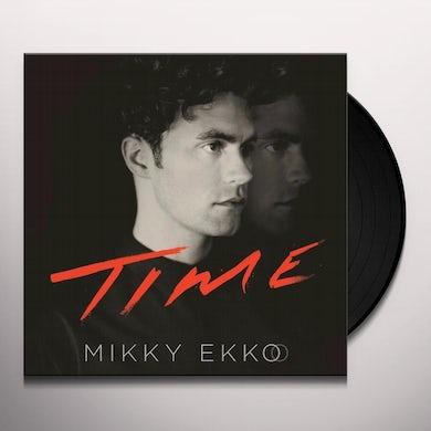 Mikky Ekko TIME (180G/DL CARD) Vinyl Record