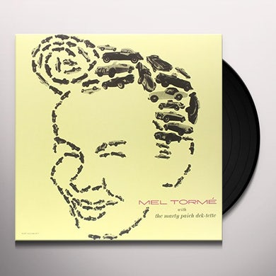 Mel Torme WITH THE MARTY PAICH DEK-TETTE Vinyl Record