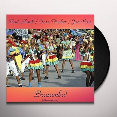 Bud Shank BRASAMBA Vinyl Record