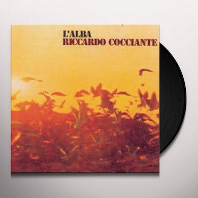 Riccardo Cocciante L'ALBA Vinyl Record