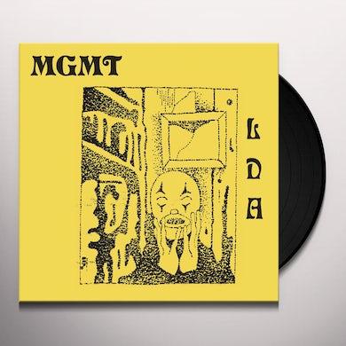 MGMT Little Dark Age Vinyl Record