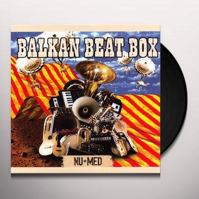 Balkan Beat Box NU MED Vinyl Record