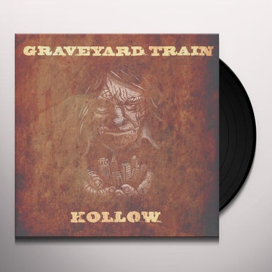 Graveyard Train HOLLOW: BLACK Vinyl Record
