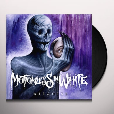 Motionless In White DISGUISE Vinyl Record