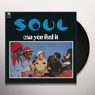 S.O.U.L.  CAN YOU FEEL IT? Vinyl Record