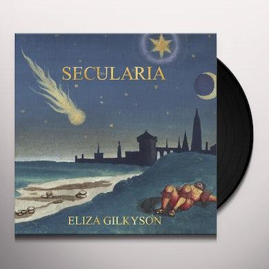 Eliza Gilkyson SECULARIA Vinyl Record