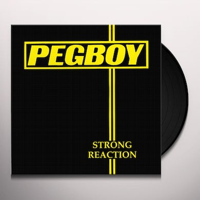 Pegboy STRONG REACTION Vinyl Record