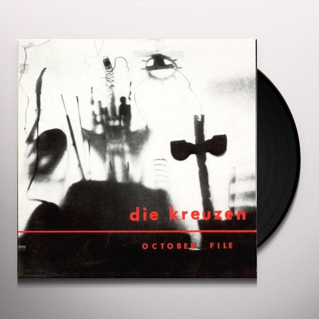 Die Kreuzen OCTOBER FILE Vinyl Record