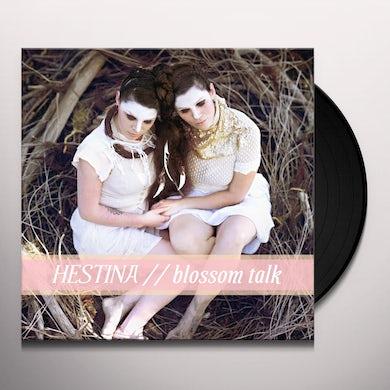 HESTINA BLOSSOM TALK Vinyl Record