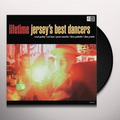 Lifetime JERSEY'S BEST DANCERS Vinyl Record