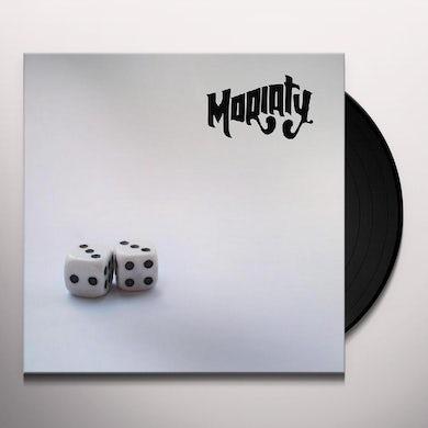 MORIATY The Die Is Cast (Black & White Splatter Vinyl Record