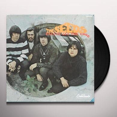 The Seeds FALLIN OFF THE EDGE Vinyl Record - 180 Gram Pressing