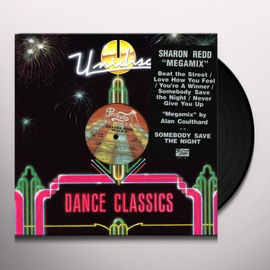 Sharon Redd BEAT THE STREET Vinyl Record