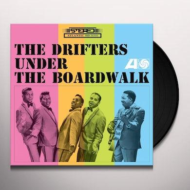 Drifters UNDER THE BOARDWALK Vinyl Record