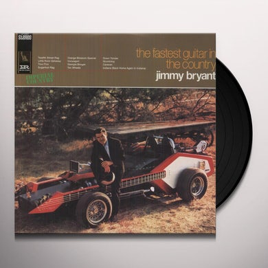 FASTEST GUITAR IN THE COUNTRY Vinyl Record