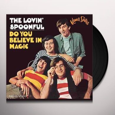 Do You Believe In Magic Vinyl Record