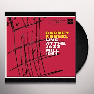 Barney Kessel LIVE AT THE JAZZ MILL Vinyl Record