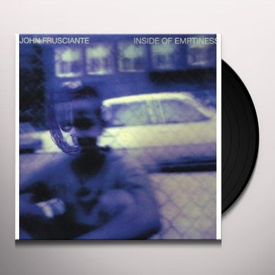 John Frusciante INSIDE OF EMPTINESS (Vinyl)