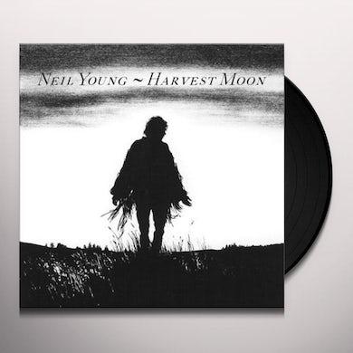 Neil Young Harvest Moon Vinyl Record