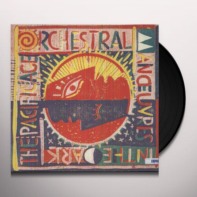 Orchestral Manoeuvres in the Dark PACIFIC AGE Vinyl Record