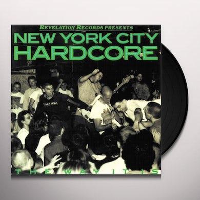 NEW YORK CITY HARDCORE / VARIOUS Vinyl Record
