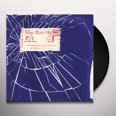 F/I & Boy Dirt Car GOOD NIGHT MILWAUKEE Vinyl Record