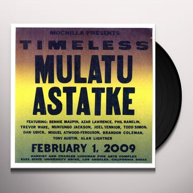 TIMELESS: MULATU Vinyl Record