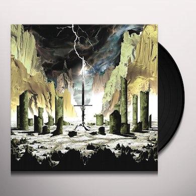 Sword GODS OF THE EARTH Vinyl Record