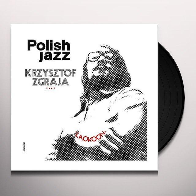 Krzysztof Zgraja LAOKOON Vinyl Record