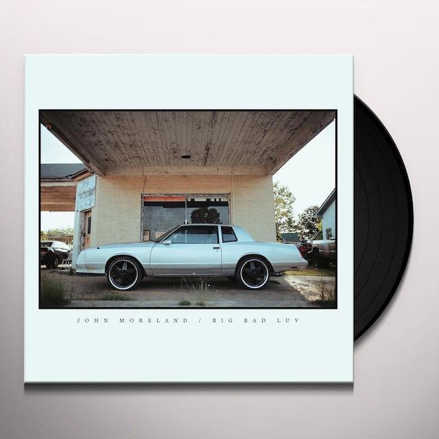 John Moreland BIG BAD LUV Vinyl Record