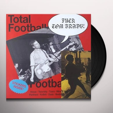 Parquet Courts TOTAL FOOTBALL Vinyl Record