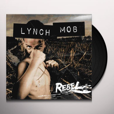 Lynch Mob REBEL Vinyl Record