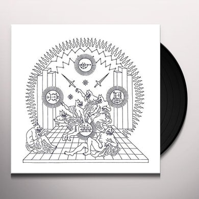 Orphan Swords RISK IN A NEW AGE Vinyl Record