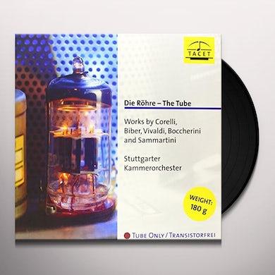 Boccherini TUBE Vinyl Record