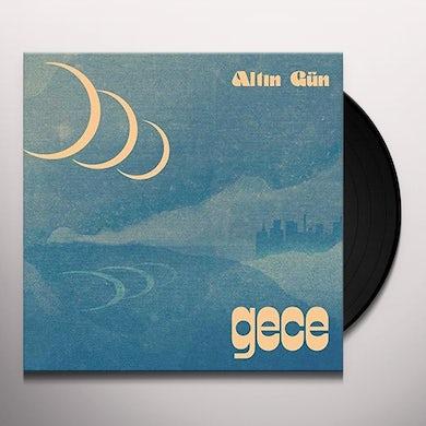 Altın Gun GECE Vinyl Record