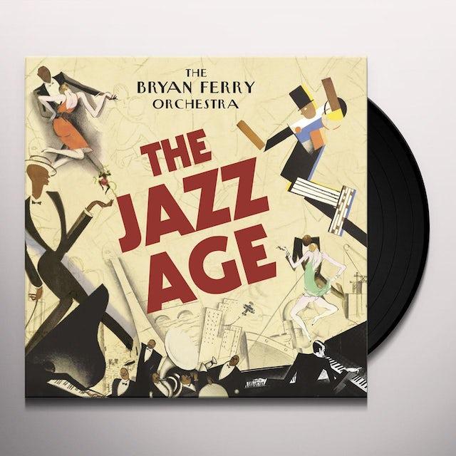 Bryan Orchestra Ferry JAZZ AGE Vinyl Record