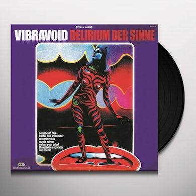 Vibravoid DELIRIUM DER SINNE Vinyl Record