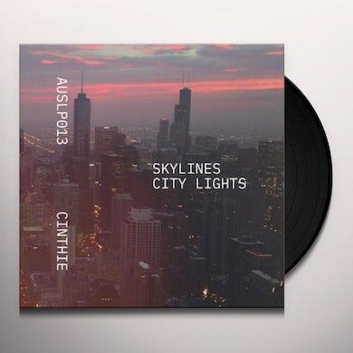 Cinthie SKYLINES CITY LIGHTS (2LP) Vinyl Record
